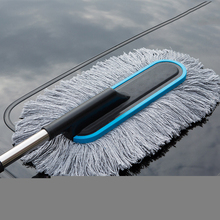 The car wax cotton dust duster mop brush washing tools cleaning products