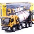 Высокая моделирования 1:32 сплава смесители, инженерные машины, Volvo truck, оригинальная упаковка подарочная коробка, бесплатная доставка