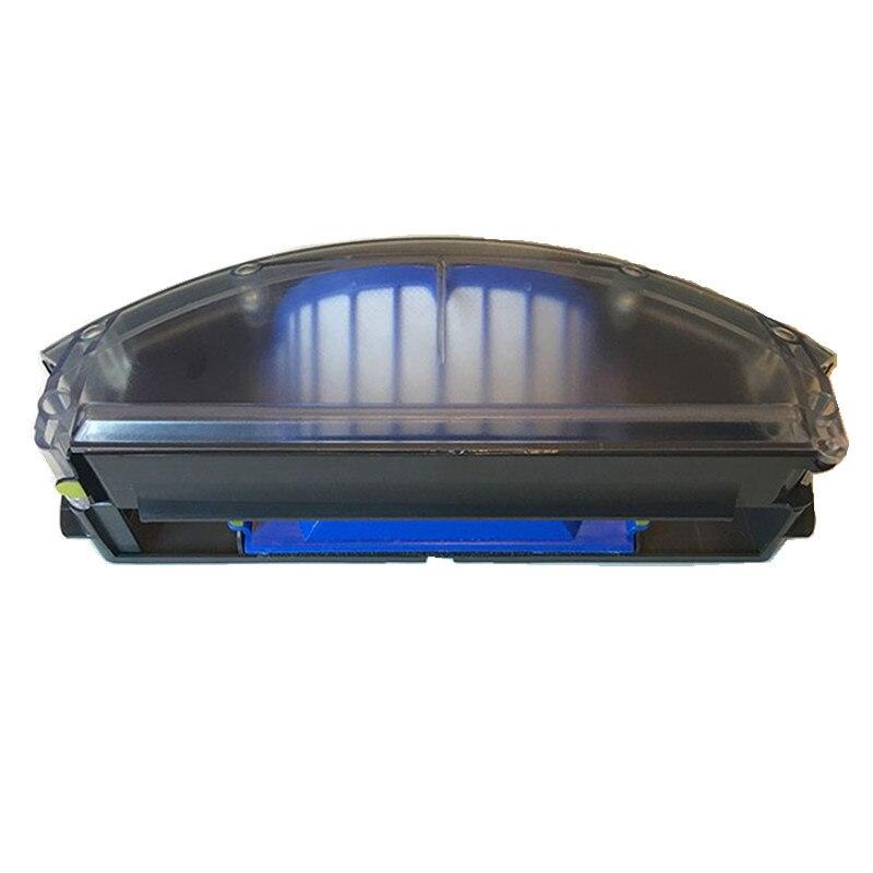 Para irobot roomba 500 Série 600 Aero Vac Filtro Aerovac Bin Poeira Bin Collecter 510 520 530 535 540 536 531 620 630 650