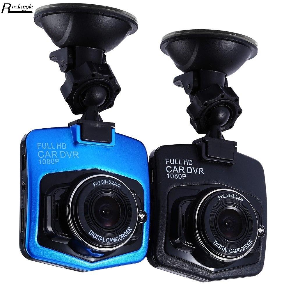 imágenes para 2016 de Alta Calidad Mini Cámara Del Coche DVR Videocámara 1080 P Full HD Registrator Vídeo Aparcamiento GT300 Grabadora g-sensor Cámara de la rociada