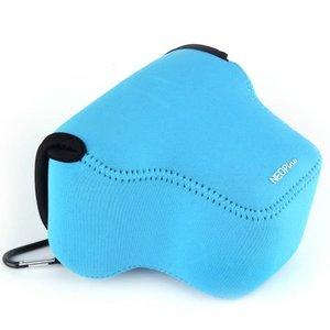 Image 2 - limitX Neoprene Soft Waterproof Inner Camera Case Cover Bag for Fujifilm X E3 X E2s X E2 X E1 XE3 XE2 XE2s XE1 18 55mm Lens