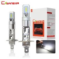 Cawanerl H1 LED Bulb 80W 3200LM Each Set Car Fog Light DRL Daytime Running Lamp CSP