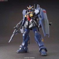 Bandai HGUC 194 Gundam MK II Titans specification model kit hobby scale model building