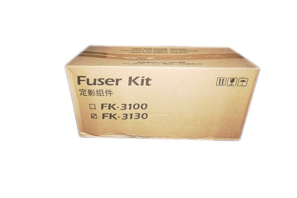 New Original Kyocera 302LV93121 FK-3130J( 100v ) for:FS-4100DN 4200DN 4300DN M3550idn new original kyocera fuser 302j193050 fk 350 e for fs 3920dn 4020dn 3040mfp 3140mfp