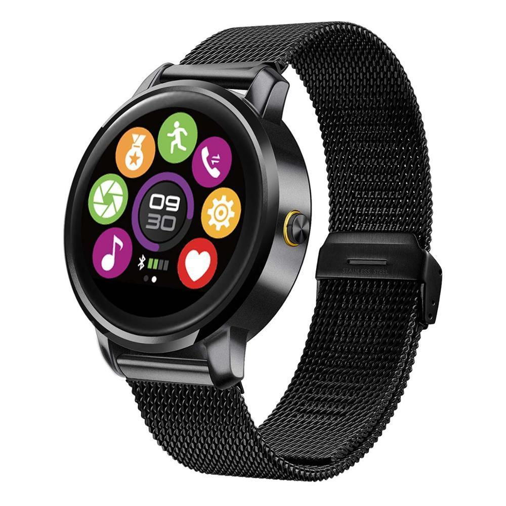 Original F1 smart watch with Heart Rate Monitor Pedometer Round Touch Screen MTK2502c Bluetooth SmartWatch For IOS Android s928 smart watch mtk2502 bluetooth smartwatch heart rate monitor pedometer watch for android ios watch phone gps tracker as g01