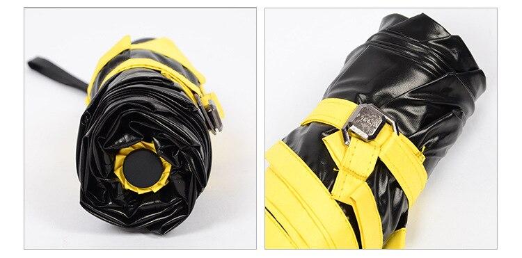 freier faltender Regenschirm des Verschiffen UVschutzsonnenschutzes - Haushaltswaren - Foto 4