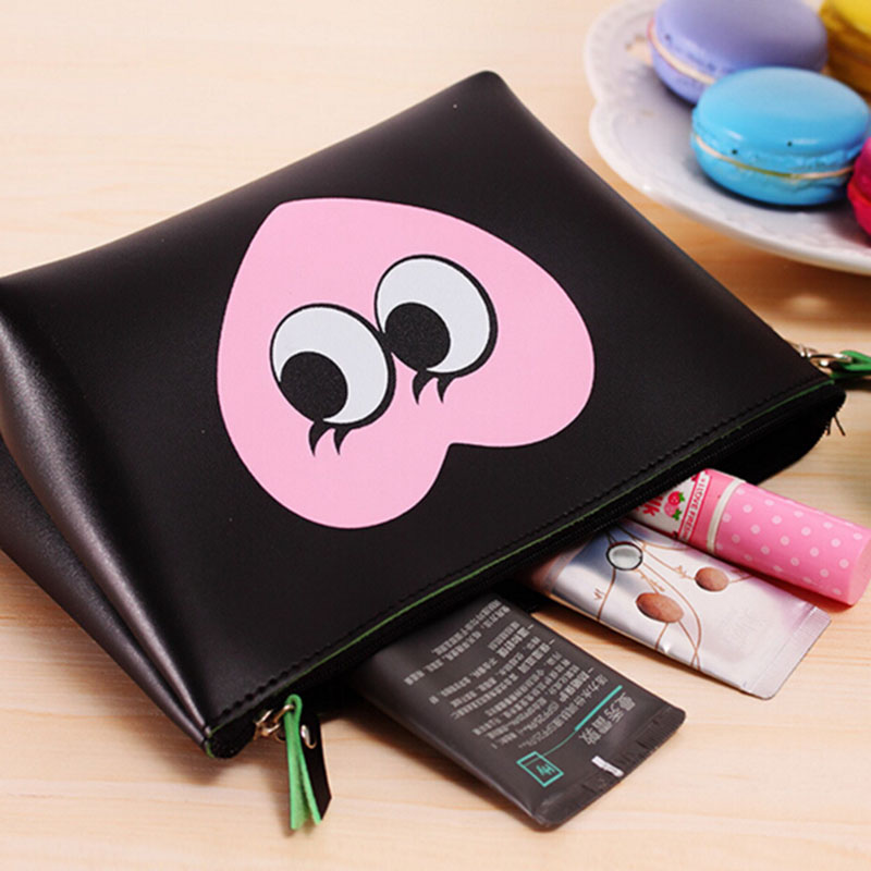 FLYING BIRDS Cosmetic case storage Cosmetic Bags Makeup Bag  Dumpling Large clutch Women Packages Waterproof bag LM3848fb polo authentic golf standard packages bag pulley drawbars travel professional lady rod bag standard cue packages nylon with pu