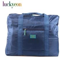 أزياء الرجال حقيبة كبيرة واق من المطر حقيبة سفر للجنسين حقيبة الأمتعة الناعمة حقيبة سفر حقائب السفر طوي حمل المراهنات