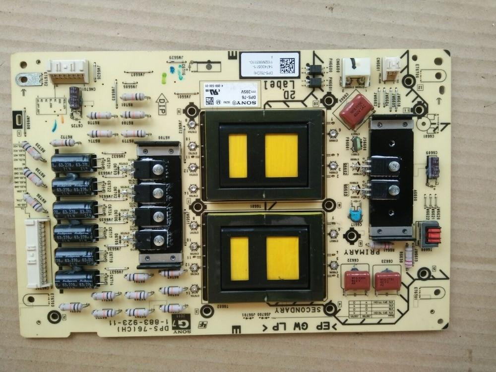 DPS-76(CH) 1-883-923-11 Power Board For KDL-60NX720 power board dps 182bp