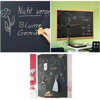 60 200 Cm Chalk Board Blackboard Stickers Removable Draw Decor Mural Decals Art Chalkboard Wall Sticker
