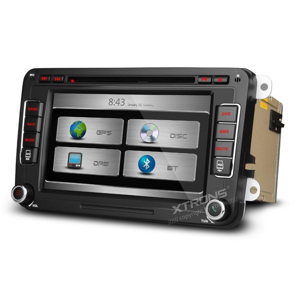 7 Special Car DVD for Skoda Superb 2008-2013 & Skoda Patrick 2004-2008 & Skoda Roomster 2006-2010 with Built-in DAB+ Function