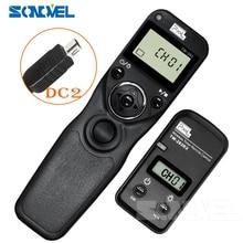Pixel TW-283 DC2 Wireless Timer Remote Control Shutter Release For Nikon DSLR D7200 D7100 D7000 D5500 D5300 D5200 D5100 D5000