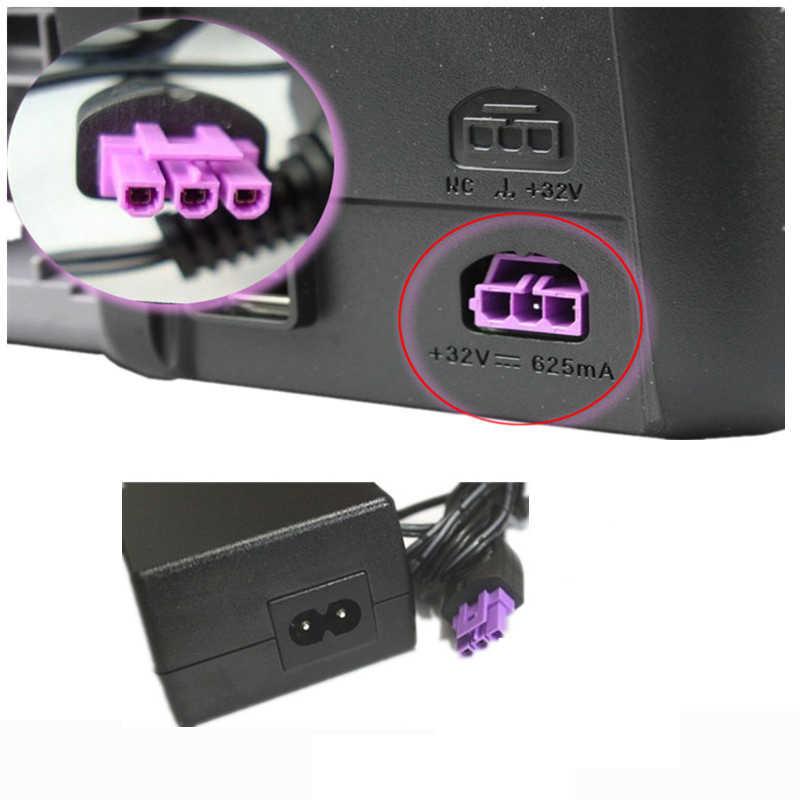 Vilaxh 0957-2242 32V 625mA y 50-60Hz para HP 4000, 4400, 4500, 4575 D730 4640, 4650 de 4680 B010A B010 AC cargador adaptador de fuente de alimentación