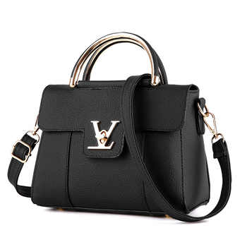 2018 Hot Flap V Women's Luxury Leather Clutch Bag Ladies Handbags Brand Women Messenger Bags Sac A Main Femme Famous Tote Bag - DISCOUNT ITEM  55% OFF All Category