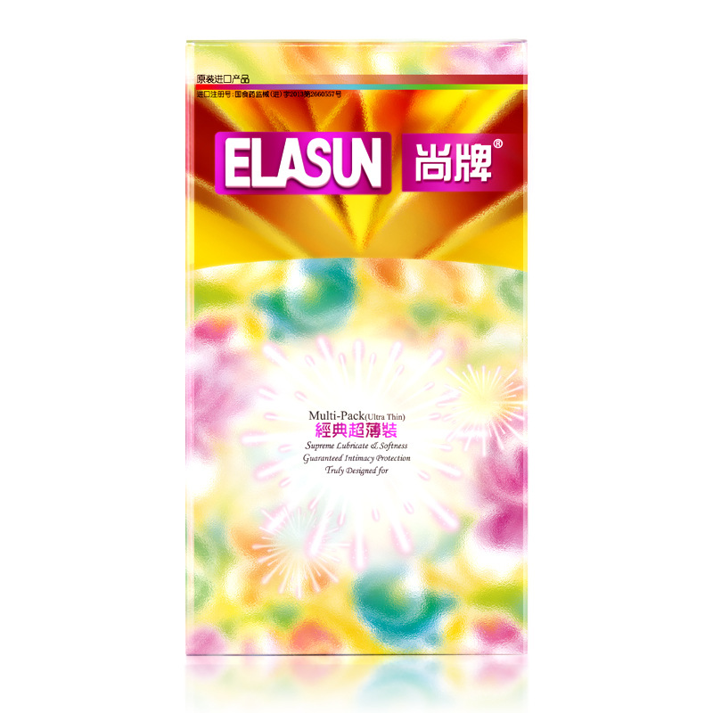 ФОТО Davidsource 144 Pieces Condom Flower & Fruit Smell Ultra Thin Condoms for horny men women adult Contraception Product