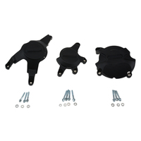 Motorcycles Black Engine Cover Protection Case For Honda CBR1000RR 08 16 15 14 13 12 11