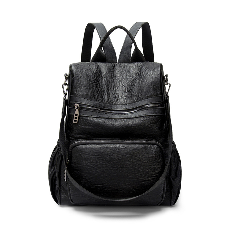 High Quality Women Backpack Leather Bags New Arrival Backpacks For Teenage Girls Fashion Bag Woman Back Pack Bolsa Mochila C372