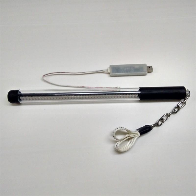 LED nunchakus stick 002
