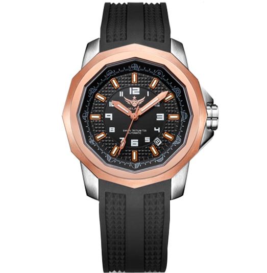 YELANG V1006 self luminous super bright mens military diving wristwatch все цены