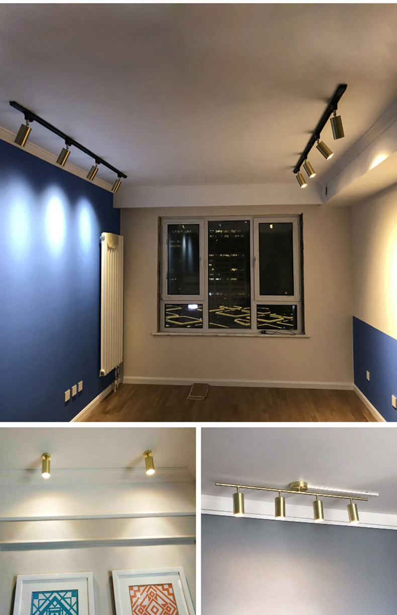 HTB1cLhYbzzuK1Rjy0Fpq6yEpFXaQ Artpad Golden Modern Ceiling Light Neutral White Lighting TV Backdrop Living Room Hotel Office Club Bar Cloth Store Ceiling Lamp
