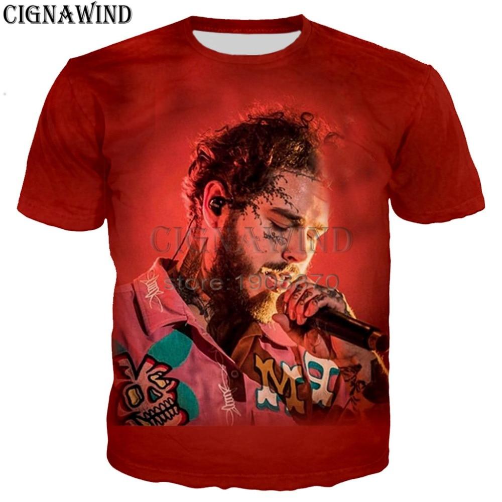 3D Fox T Shirt Short Sleeve Summer Tops Boy Tees Streetwear