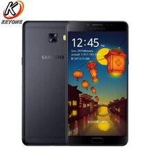 Samsung teléfono inteligente GALAXY C9 Pro C9000 LTE, teléfono móvil con pantalla 6,0 pulgadas, 6GB RAM, 64GB ROM, Octa Core, cámara de 16.0mp, batería de 4000 mAh, Android 6 os, Tarjeta SIM Dual