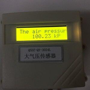 Image 3 - Atmospheric pressure temperature transmitter pressure sensor modbus 485/232 / 0 5v / 4 20ma / relay gas pressure transducer PLC