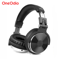 Oneodio Headphones Over Ear Hifi Studio DJ Headphone Wired Monitor Music Gaming Headset Earphone For Phone