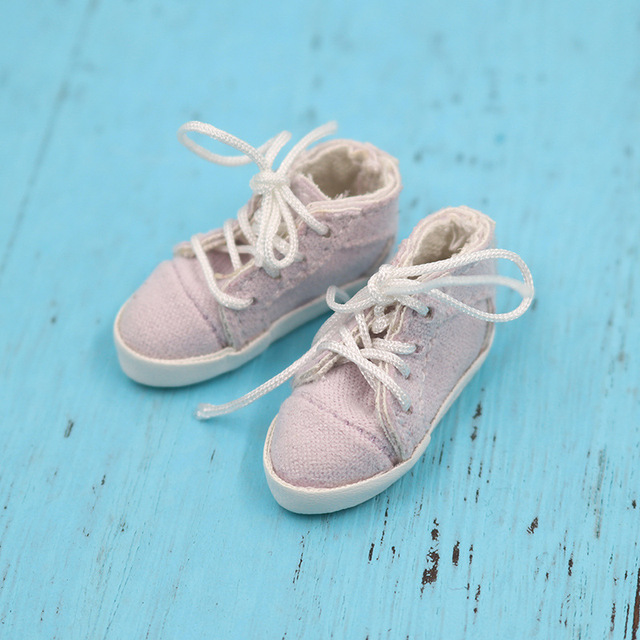 Neo Blythe Doll Sneakers Boots