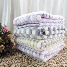Pet blanket manufacturer sells Dog Blanket directly. Super soft and warm coralline fur dog nest cushion, cat