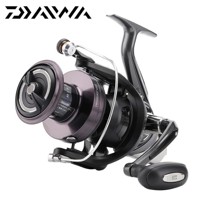 55b46a6241f Original DAIWA CROSSCAST 5000/5500/6000 Spinning Fishing Reel 3+1BB 4.1: