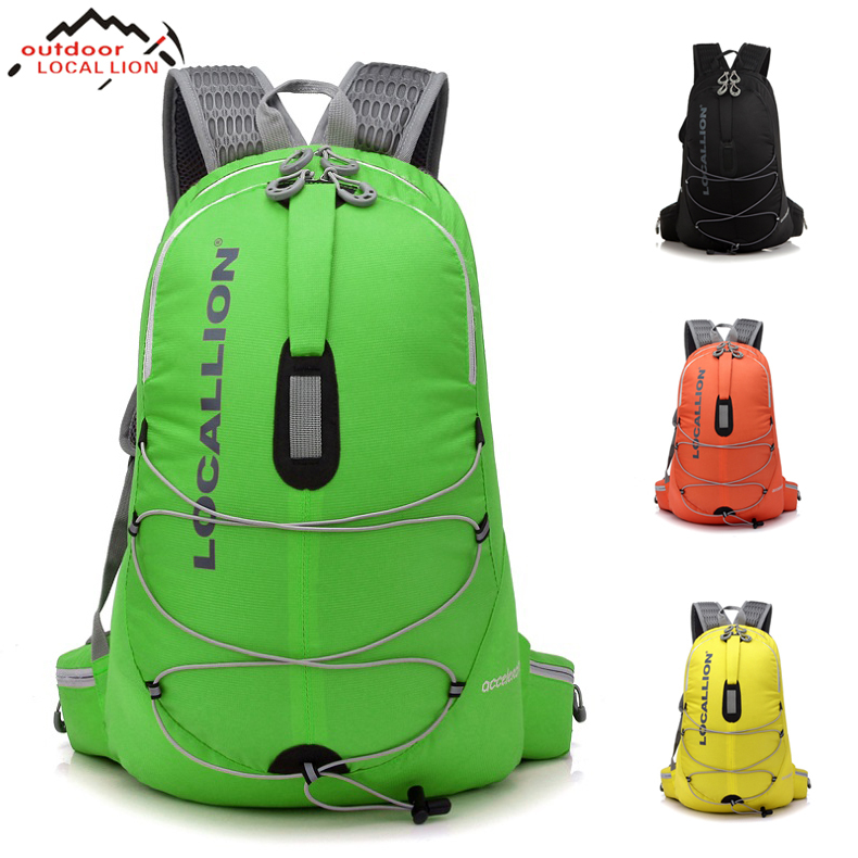LOCALLION 20L Unisex Bicycling Hiking Climbing Cycling Backpack Outdoor Riding Running Rucksack Sports Bag