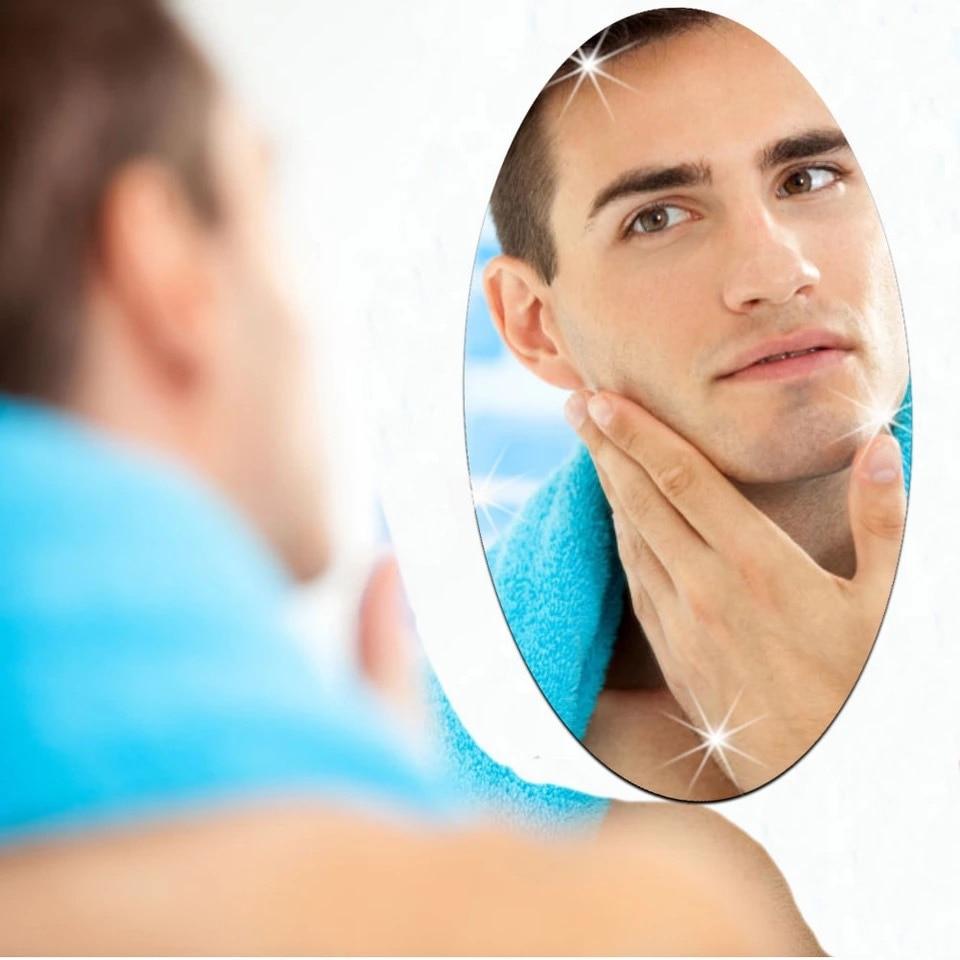 Moderne muur spiegels koop goedkope moderne muur spiegels loten ...