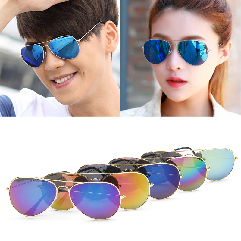 The 3025 explosion of colorful color mercury sunglasses sunglasses sunglasses driver glasses wholesale