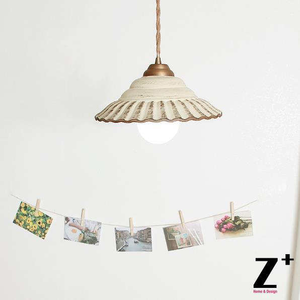 Korean style vintage industrial country style pendant light korean style vintage industrial country style pendant light porcelain lampshade p0072 aloadofball Choice Image