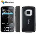 Nokia N96 Renoviert-Original Nokia N96 telefon GSM 3G 16GB internen speicher WIFI GPS 5MP,1 jahr garantie renoviert