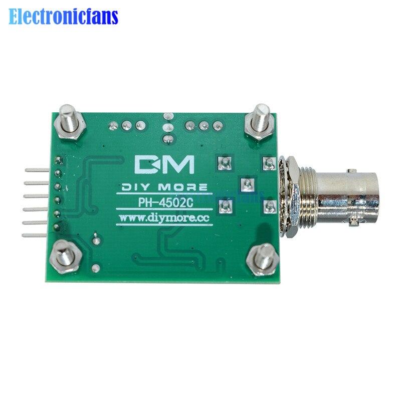 Für Arduino Flüssig PH Wert Detektion Erkennung Sensor Modul Monitoring