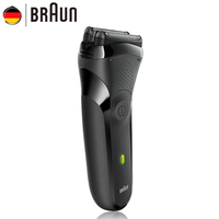 Braun Electric Shaver For Men Personal Care Razor Washable Floating Head Electric Razor Shaving Product Safety