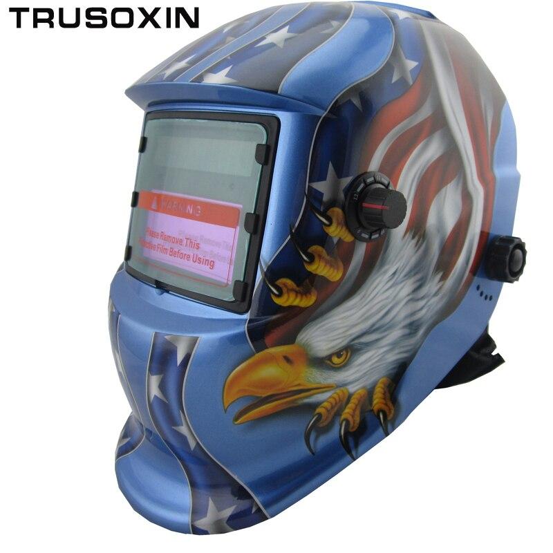 Hot selling cheap  PP LI battery +Solar grindng auto darkening welding mask/helmet in machinery and welding device plasma cutter cnim hot auto darkening welding helmet