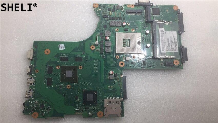 SHELI for Toshiba Satellite P870 P875 Laptop Motherboard V000288240 GL10FG 6050A2492401-MB-A03 SHELI for Toshiba Satellite P870 P875 Laptop Motherboard V000288240 GL10FG 6050A2492401-MB-A03