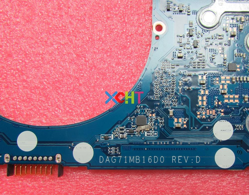 Image 4 - XCHT for HP Pavilion 15 15 CC 15T CC500 Series 927268 601 927268 001 DAG71MB16D0 940MX 2GB i7 7500U Laptop Motherboard Tested-in Laptop Motherboard from Computer & Office