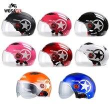 BYB Motorcycle Helmet Open Face Filp up Motocross Head Protection Scooter Bike Half Baseball Cap Anti-UV Safety Hard Hat
