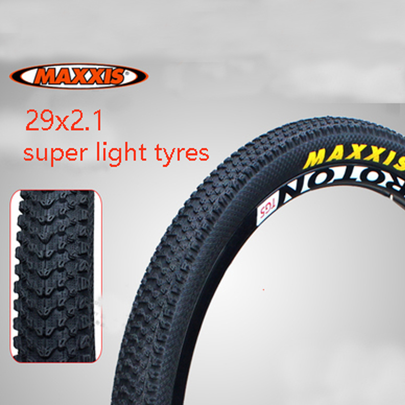MAXXIS high quality Bicycle Tires <font><b>29x2.1</b></font> 1.95 1pace M333 ultralight 60TPI MTB tyres mountain bike tires 29inch image