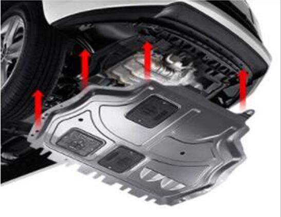 Especial para Suzuki Swift motor Shield Plate 2004-2017 chasis protegido escudo Placa de armadura