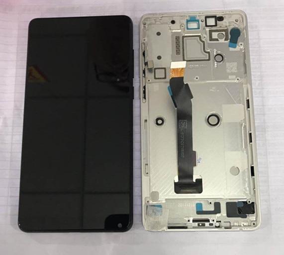 Axisinternational Pour 5.99 Xiaomi de Mélange 2 s mix2s Mi de Mélange 2 s LCD écran affichage + écran tactile digitizer avec cadre Mi Mix 2 S affichage