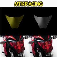 MTKRACING FOR HONDA CB1000R CB 1000R CB1000 R 2008 2017 motorcycle Headlight Protector Cover Shield Screen Lens