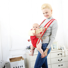 лучшая цена 0-36 Months Breathable Front Baby Carriers Backpacks Comfortable Sling Backpack Pouch Wrap Adjustable Safety Carrier