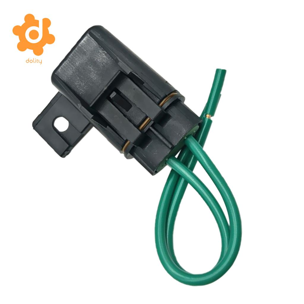 Waterproof Fuse Block Wiring Library Motorcycle Box Holder 1 Set Car 30a 40a Medium Blade And Copper Wire