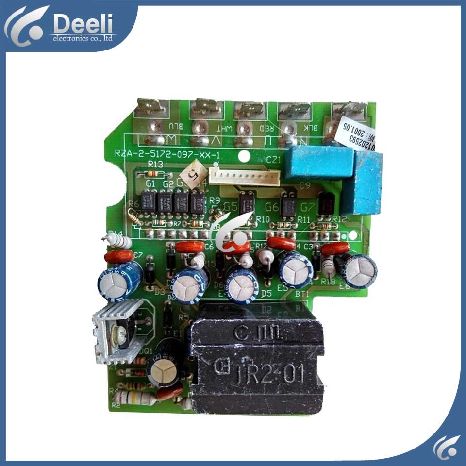 95% new good working for air conditioning module KFR-2801W/BP RZA-2-5172-097-XX-1 computer board driver board on sale 95% new good working for frequency conversion module fsbb20ch60c power module 2pcs set