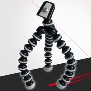 Image 3 - 2018 صغيرة الأخطبوط مرنة حامل ثلاثي القوائم ل Gopro بطل كاميرا الرقمية DV لكانون نيكون الهاتف المحمول صغيرة الحجم